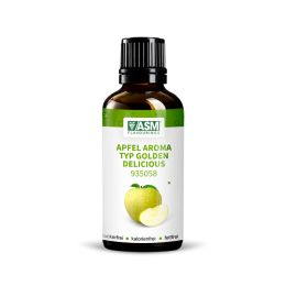 Apfel Aroma Typ Golden Delicious 935058 - 50ml Gebinde