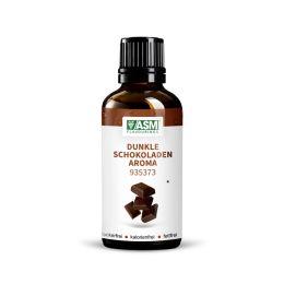 Dunkle Schokoladen Aroma 935373 - 50ml Gebinde