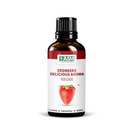 Erdbeere Delicious Aroma 935265 - 50ml Gebinde