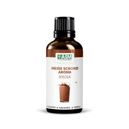 Heiße Schokoladen Aroma 935316 - 50ml Gebinde