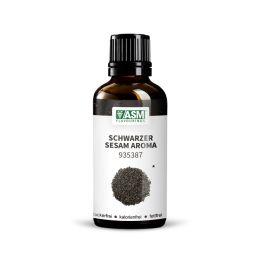 Schwarzer Sesam Aroma 935387 - 50ml Gebinde