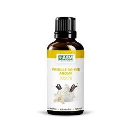 Vanille - Sahne Aroma 935178 - 50ml Gebinde