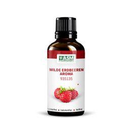 Wilde Erdbeeren Aroma 935135 - 50ml Gebinde