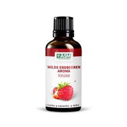 Wilde Erdbeeren Aroma 935268 - 50ml Gebinde