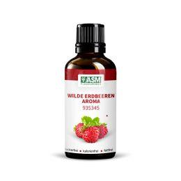 Wilde Erdbeeren Aroma 935345 - 50ml Gebinde