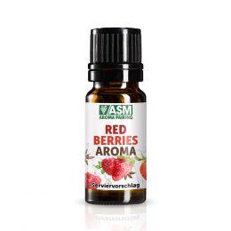 Red Berries Aroma 935651 - 10ml Gebinde