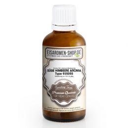 Süße Himbeeren Aroma 935055 - 50ml Gebinde