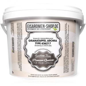 Granatapfel Aroma Type 636217