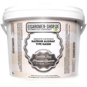 Natrium Alginat Pulver Type NA500