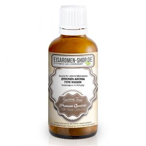 Zitronen Aroma 930309 - 50ml Gebinde