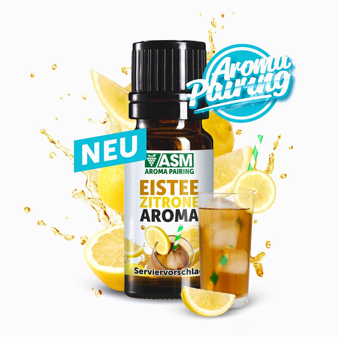 ASM® Eistee Zitrone Aroma 991109