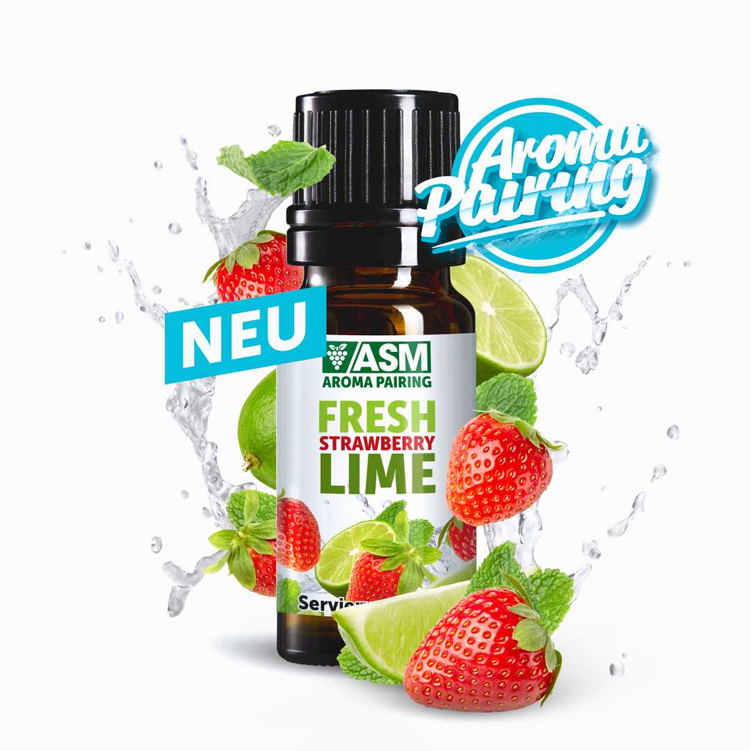 ASM® Fresh Strawberry Lime Aroma 991107