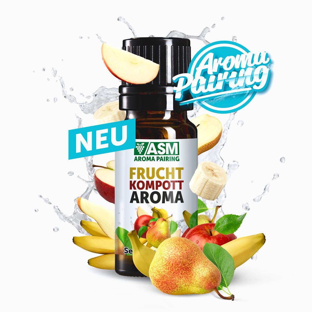 ASM® Fruchtkompott Aroma 991111