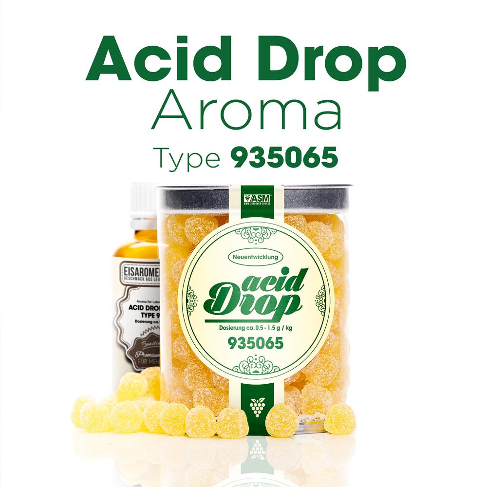 ASM® Acid Drop Aroma 935065 fuer Speiseeis