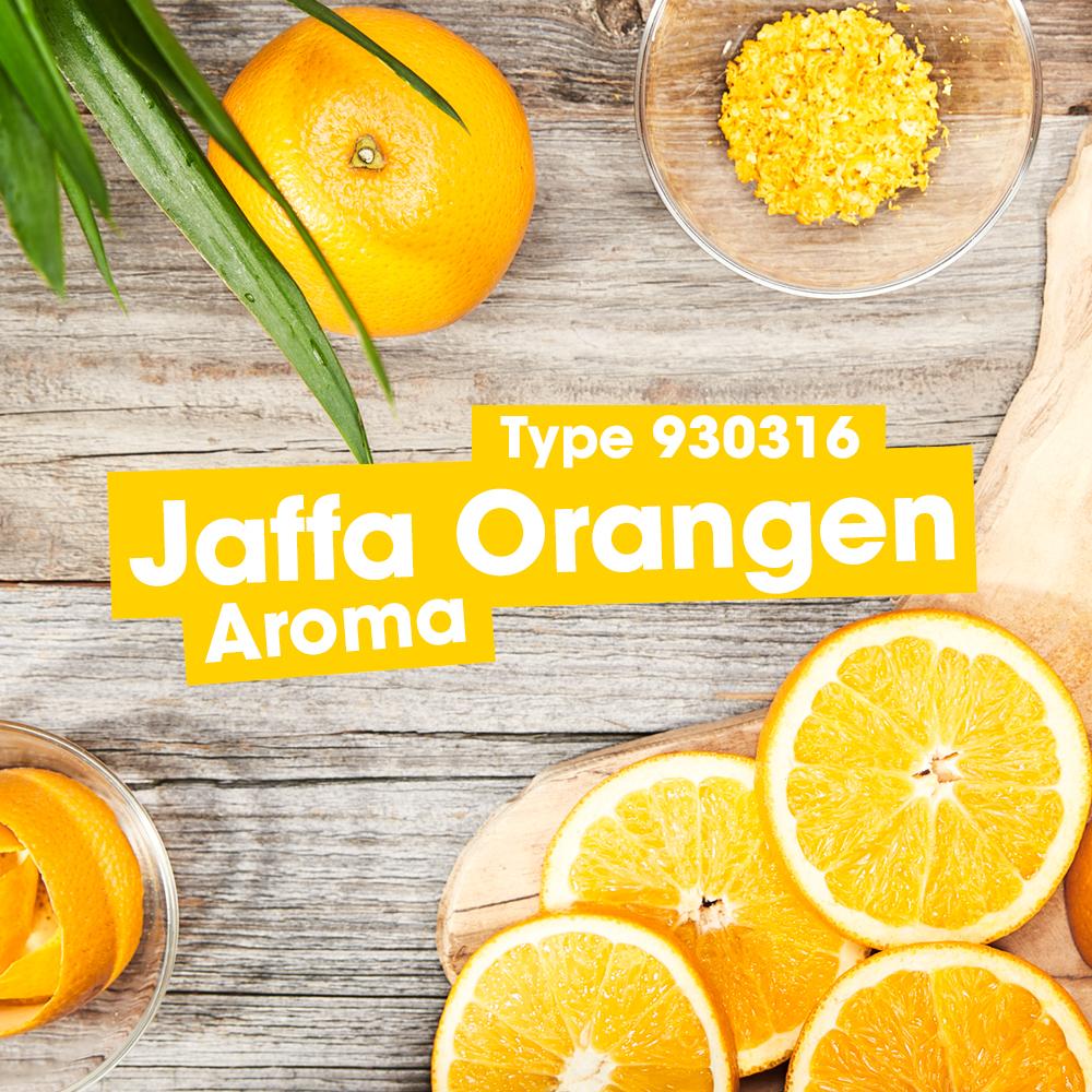 ASM® Jaffa Orangen Aroma 930316 fuer Speiseeis