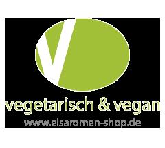 vegetarisches und veganes Eis herstellen