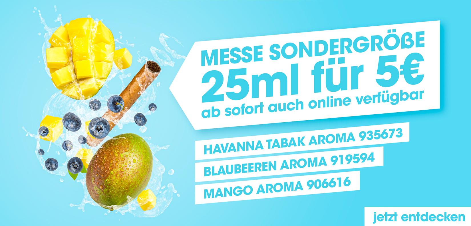 ASM® 25ml Messe Special