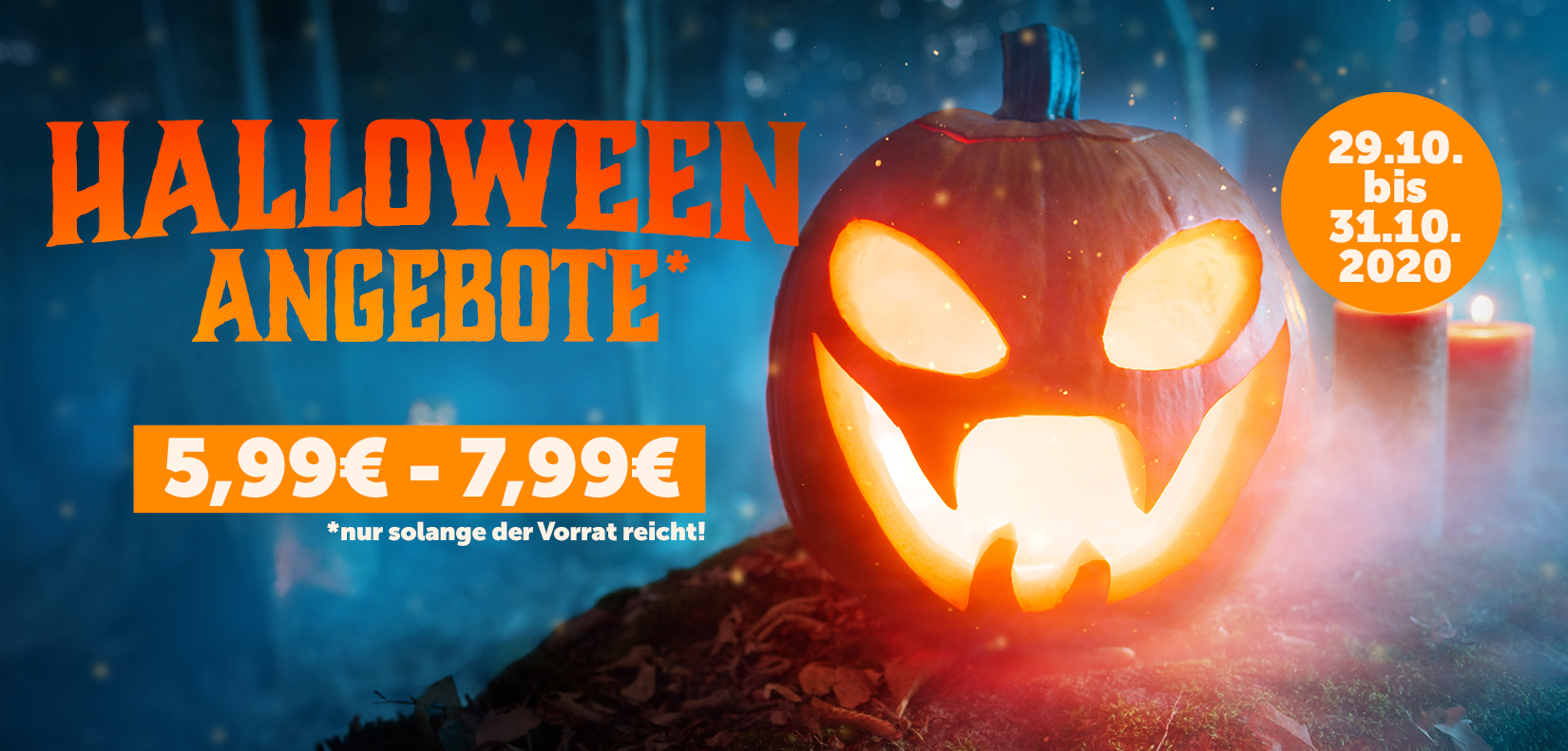 ASM® Halloween Angebot