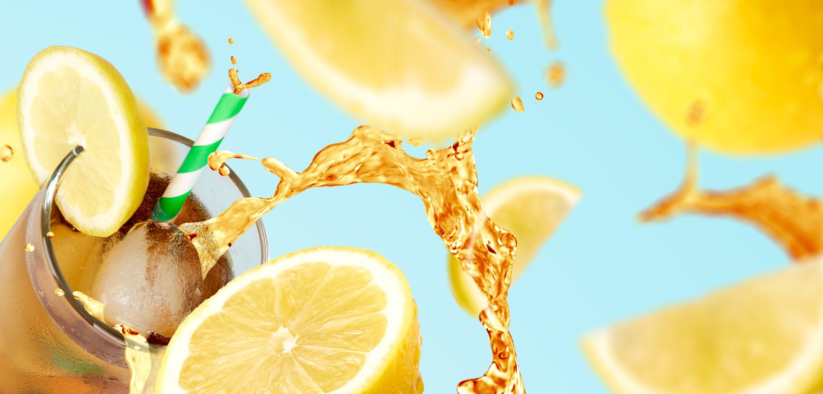 ASM® Eistee Zitrone Aroma Typ 991109